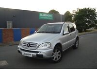 MERCEDES-BENZ ML350 INSPIRATION AUTO 4x4 -SERVICE HISTORY-FREE DELIVERY-P/X WELCOME-GOOD FOR EXPORT?