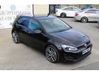 LATE 2013 VOLKSWAGEN GOLF 1.6 TDI 105PS SE BLUEMOTION TECH ( FINANCE & WARRANTY AVAILABLE)