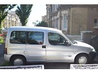 CITROEN BERLINGO MULTISPACE 2003 - MOT until July 2017