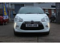 DS 3 1.2 PureTech DStyle 3dr Petrol Manual 31801 Mileage