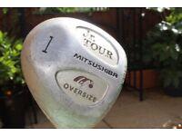 Mitsushiba Jr Tour #1 Golf Club
