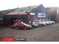 Car Detailer Required by James Glen Car Sales (Airdrie)