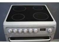 Electric Cooker Hotpoint+ 12 Months Warranty - Delivery&Install Available.