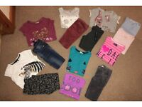 Large girls clothing bundle