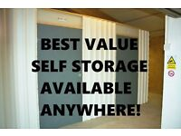 BEST VALUE SELF STORAGE IN NI! We will NOT be beaten on price.