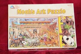 ELC 100 Piece Noah's Ark Jigsaw Puzzle, age 4 - 8 Years, Histon
