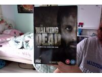 The Walking Dead Seasons 1-3 DVD Boxset