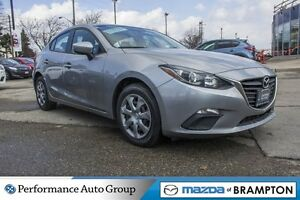 2014 Mazda MAZDA3 GX|MANUAL|BLUETOOTH|KEYLESS ENTRY
