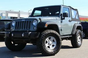 2014 Jeep Wrangler SPORT 4X4*EDITION EXPEDITION/LIFT KIT 2P/PNEU
