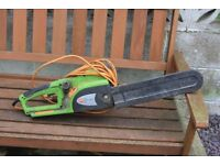 Power 1800 Electric Chainsaw