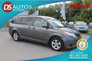 2012 TOYOTA SIENNA LE FULL EQUIP. 8 PASS. CAM