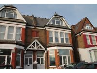 VERY SPACIOUS AND CLOSE TO STATION. A 3 double bedroom flat ideal for a FAMILY/PROFESSIONAL SHARERS.