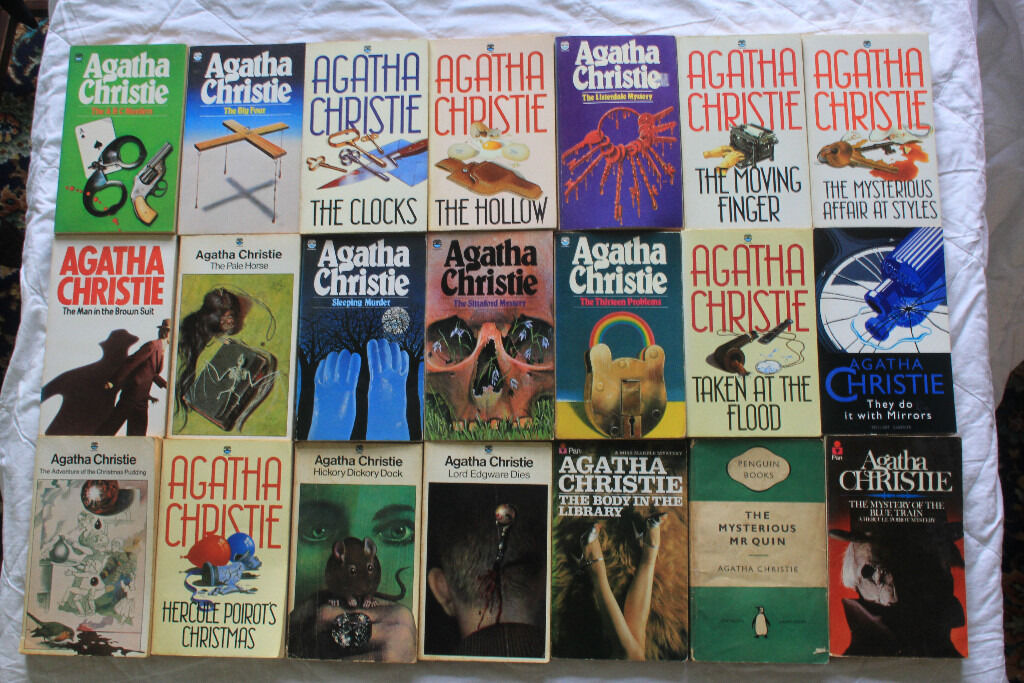Amazon.com: The Murder of Roger Ackroyd: A Hercule Poirot Mystery (Hercule  Poirot Mysteries) (9780062073563): Agatha Christie: Books