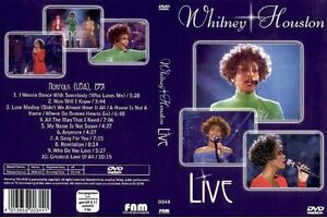 Whitney Houston - Live Norfolk (USA), 1991