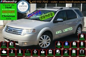 2009 Ford Taurus X Limited