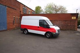 Ford Transit 2011 Good condition 120K miles - Ply line and Fiber glass -