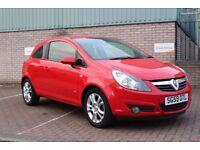 Vauxhall Corsa 1.2 i 16v SXi 3dr / Long MOT / Cheap to drive and insure /
