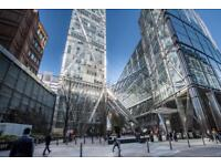 LIVERPOOL STREET Office Space to Let, EC2 - Flexible Terms   2 - 93 people