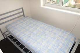 single beds with mattress 75 pounds