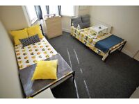AMAZING LARGE TWIN ROOM IN SEVEN SISTERS - 5 MIN WALK STATION