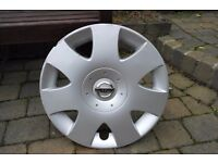 NISSAN wheel trim - single