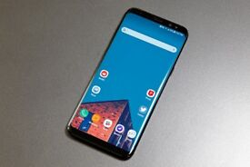 Samsung Galaxy S8 Plus - Black
