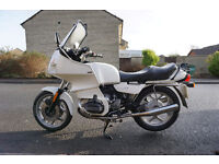 BMW R80 RT (1989) IN EXCELLENT CONDITION