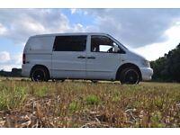 2003/53 Mercedes Vito custom van/surf van, 5 seats one former keeper, 106K