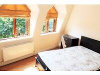 Amazing double room en-suite available now in Battersea