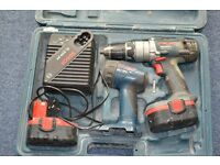 Bosch 18v hammer-drill driver - GSB18 ve-2,