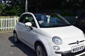 Fiat 500 1.2 Lounge 3dr (Start/Stop) - Perfect First Car
