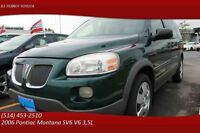 2006 Pontiac Montana SV6 SV6 SUPER CONDITION 4890