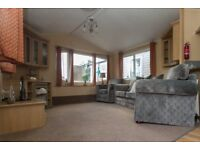 Static caravan for private sale at Tattershall Lakes Country Park Lincolnshire not Skegness