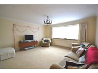 Two double bedroom purpose built ground floor flat, fitted kitchen & dining area, communal garden