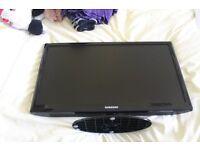 Black Samsung Computer Monitor