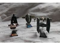 Star Wars Die Cast Models