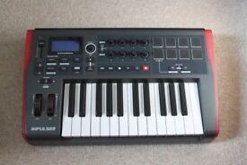 Novation Impulse 25 MIDI Keyboard Controller USB