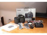 Canon 5D mk3 Body only - Full Frame DSLR