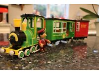 Postman Pat Battery Operated Motorised Greendale Rocket train