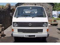 VW Transporter Single Cab Pick Up
