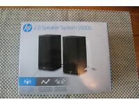 Hp 2.0 Speaker System S5000 New
