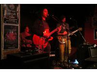 Original Alt. Rock/Grunge band Nine Cold Wolves looking for Drummer and Guitarist