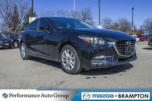 2017 Mazda MAZDA3 GS|HTD SEATS|REAR CAM|HTD STEERING|BLUETOOTH