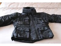 Frank Thomas Gore-Tex Motorcycle Jacket & Trousers ( Small )