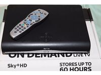 Sky HD+ boxes