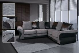 SOFA SALE PRICES: CAMDEN SOFA RANGE: CORNER SOFAS, 3+2 SETS, ARM CHAIRS, FOOT STOOLS