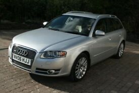 Audi A4 Avant 3.0 V6 TDi Quattro (4WD) Diesel 2006 - FSH. 9 MONTHS MOT