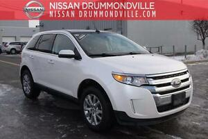 2014 Ford Edge LIMITED AWD - GPS / NAVIGATION - TOIT - CUIR!!
