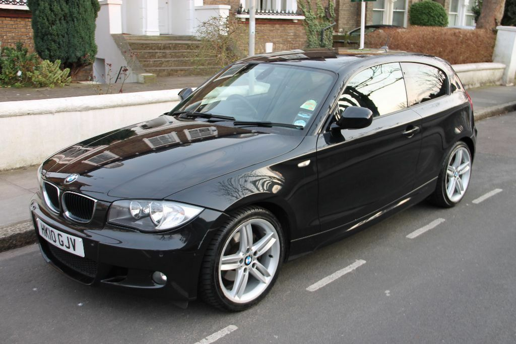 bmw 1 series hatchback 2010 2 0l 120d m sport 3dr in. Black Bedroom Furniture Sets. Home Design Ideas