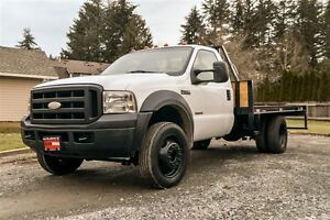 2006 Ford F-550 Head Studs Deleted  LANGLEY LOCATION